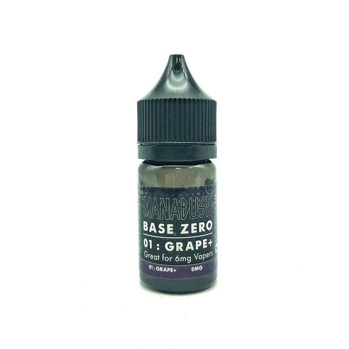 Base Zero 01 - Grape+ - 30ml