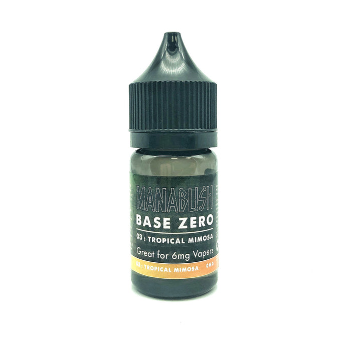 Base Zero 03 - Tropical Mimosa - 30ml
