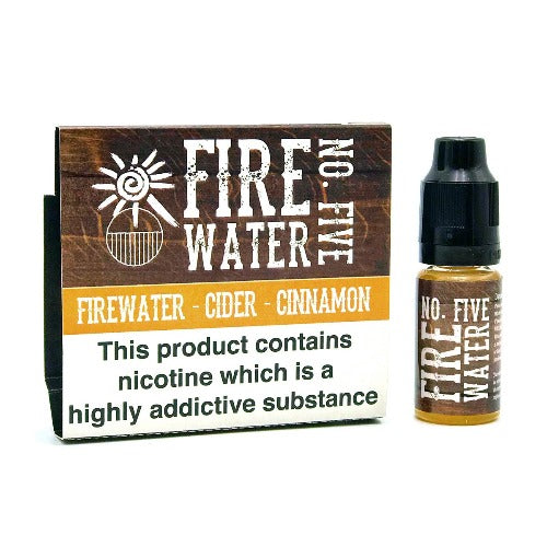 Firewater No.Five Eliquid by Manabush 30ml