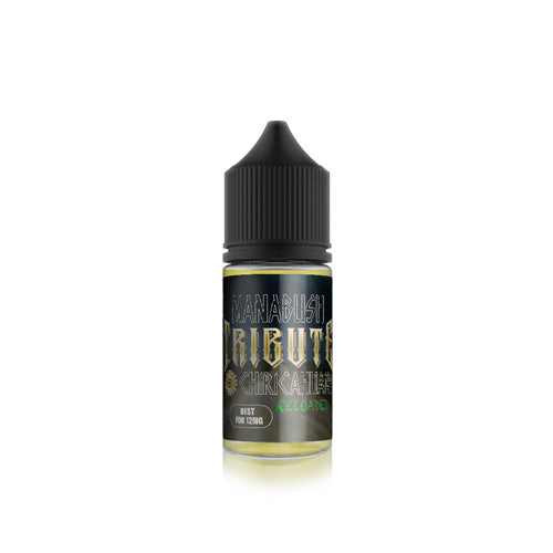 Tribute - Chiricahua Sun Reloaded 12mg 10ml Shortfill