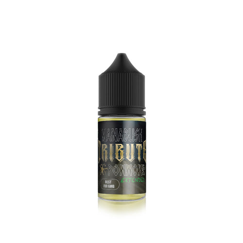 Tribute - Powwow Sauce Extended 6mg 20ml Shortfill