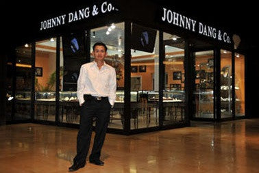 Johnny Dang's Grillz Venture