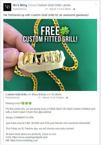 Free Custom Fitted Grill