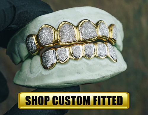 Shop Custom Fitted Grillz