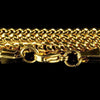 4mm Franco Chain in Yellow Gold