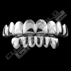 Silver Joker Grill Fake Costume Teeth are one of our most popular items. Our customers love our products, find out why. Click Here!