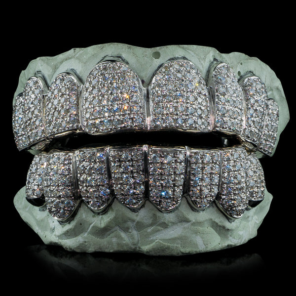 Buy Iced Diamond Grillz for Teeth Online - ON SALE Today ...