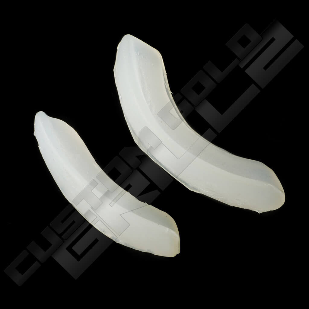 Get the Grillz of your choice to fit instantly with these Silicone Grillz Molding Bars.