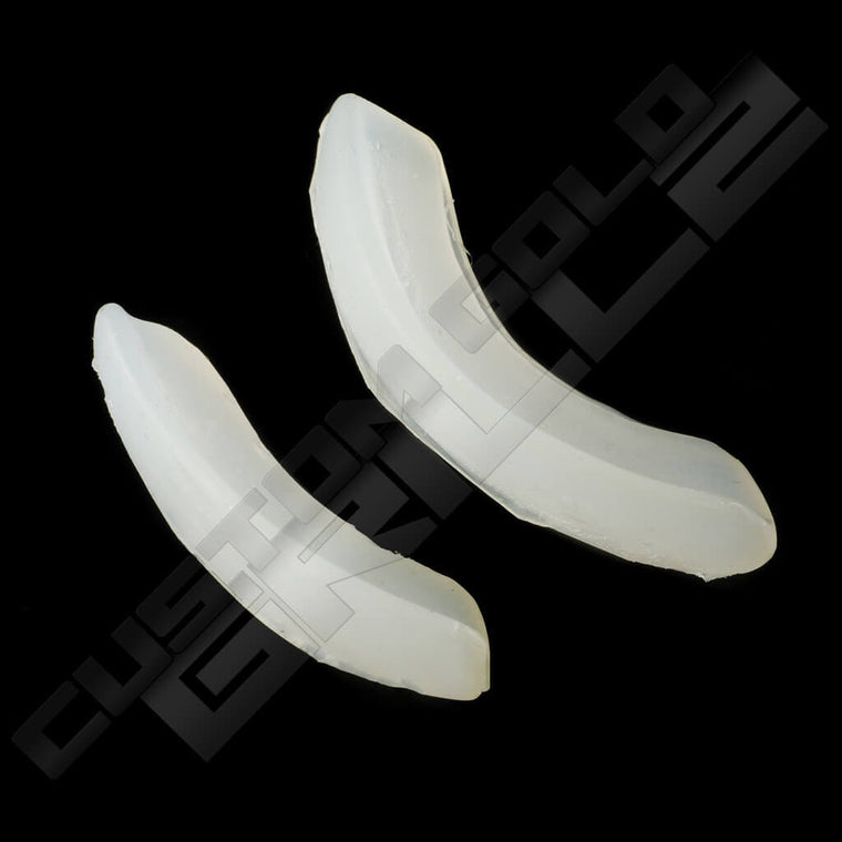 2x Reusable Grillz Silicone Molding Bars