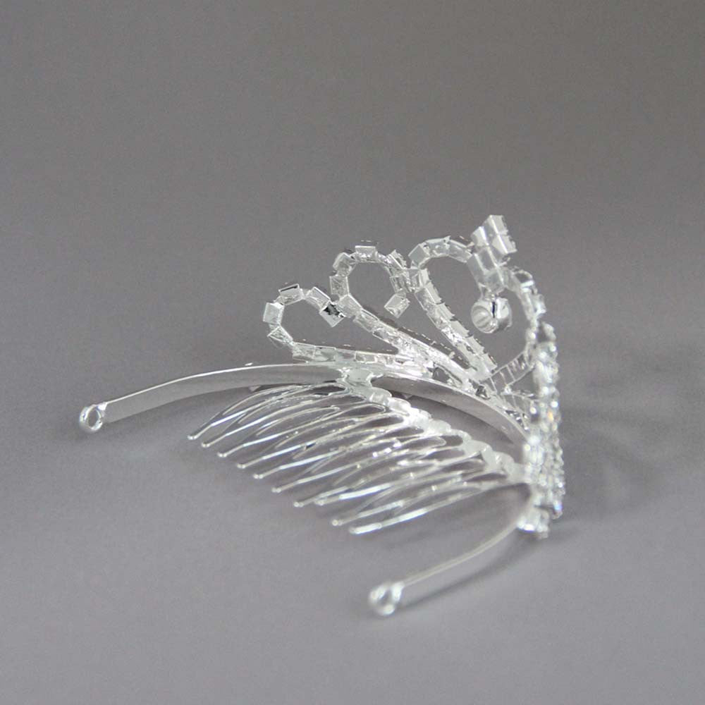 2 pcs Princess Tiara Set