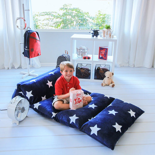 Baseball Pillow Bed Cover