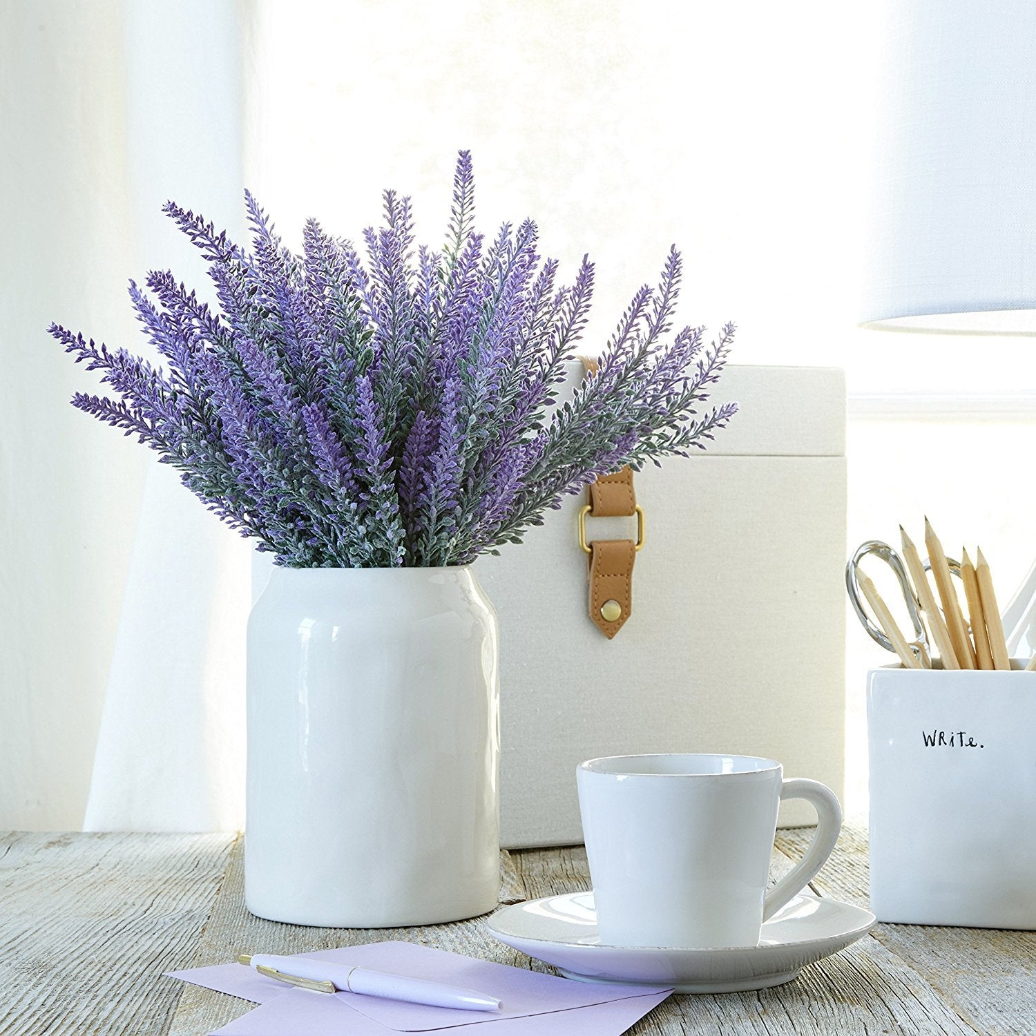 Artificial Lavender Bundle