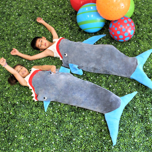 Shark Blanket Tail
