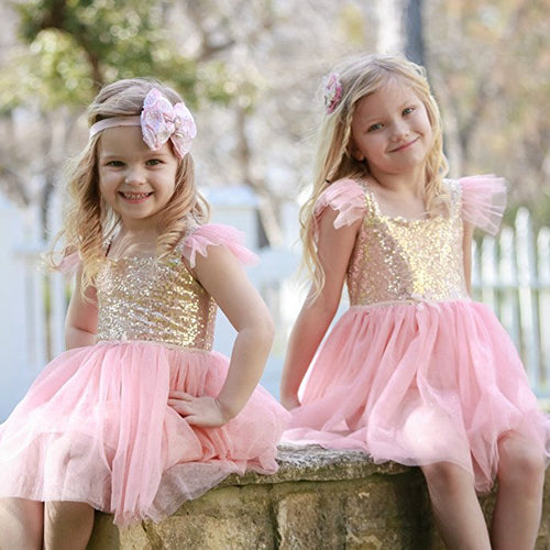 Ballerina Princess Tutu Dress