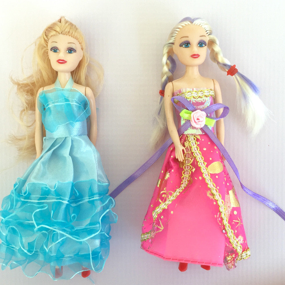Barbie Doll Set for Party Favor