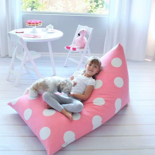 Stuffed Animal Storage Bean Bag Chair Cover