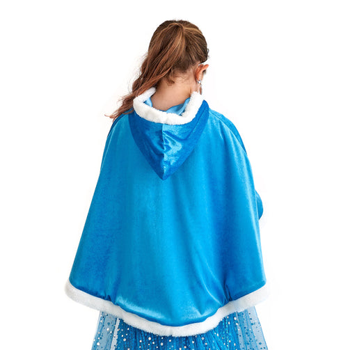 Snow Princess Cape