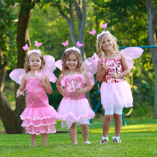 Fairy Princess Costume Play Set