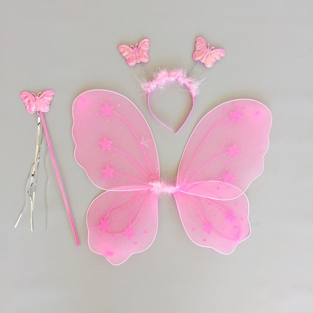 Fairy Wing Party Pack 6pcs