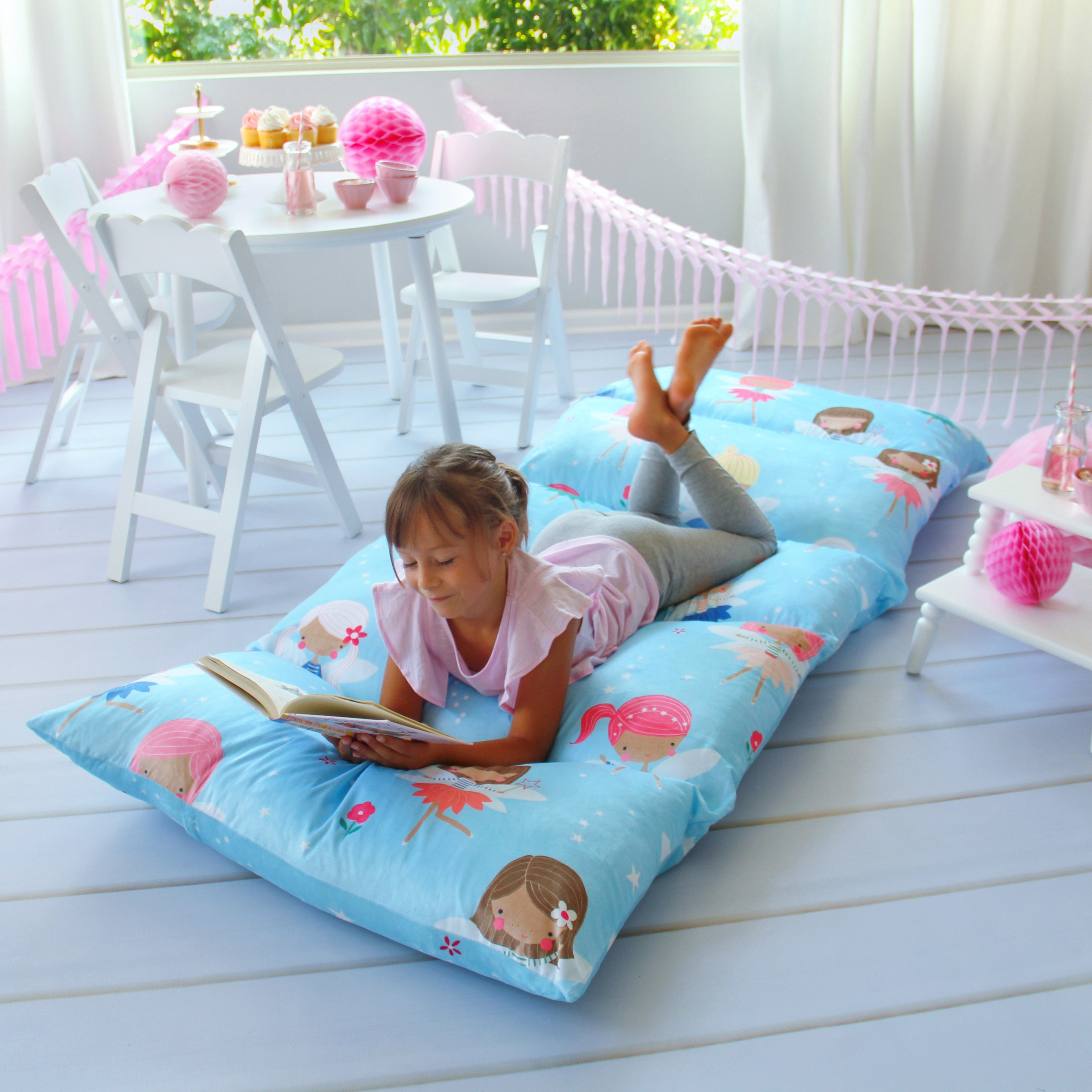 Fairy Pillow Bed Cover