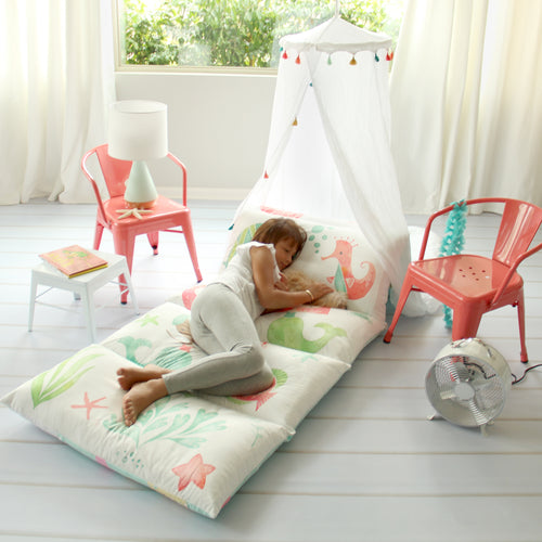Under-The-Sea Pillow Bed Cover
