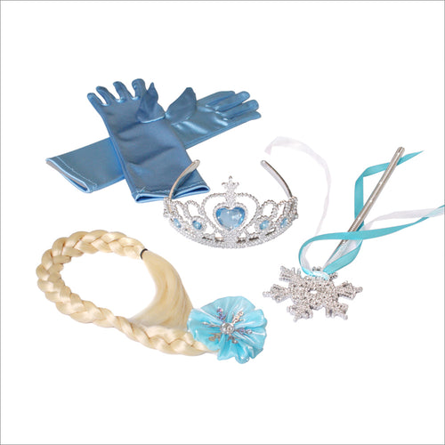 Princess Elsa Jewelry Set