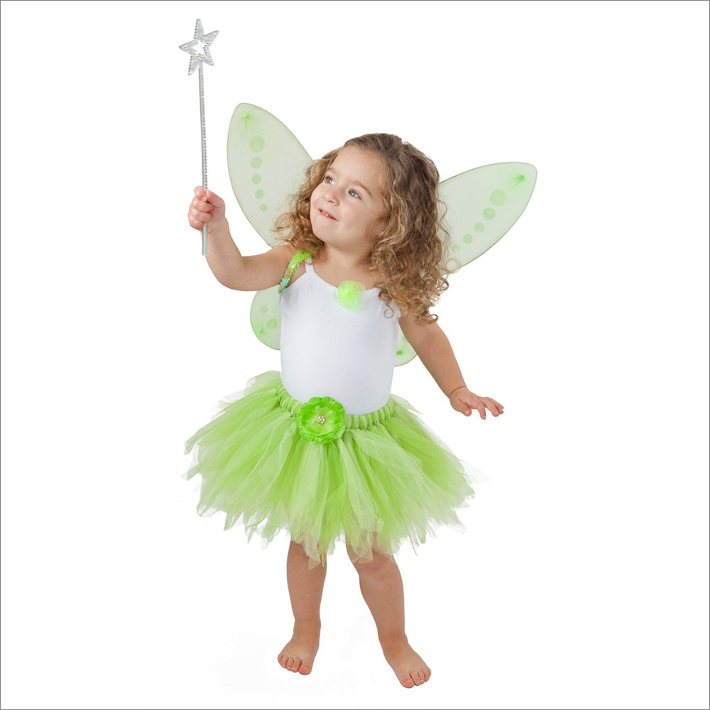Green Tinkerbell Costume Set