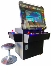 Classic Arcade Machine Cocktail Table 3 Sided