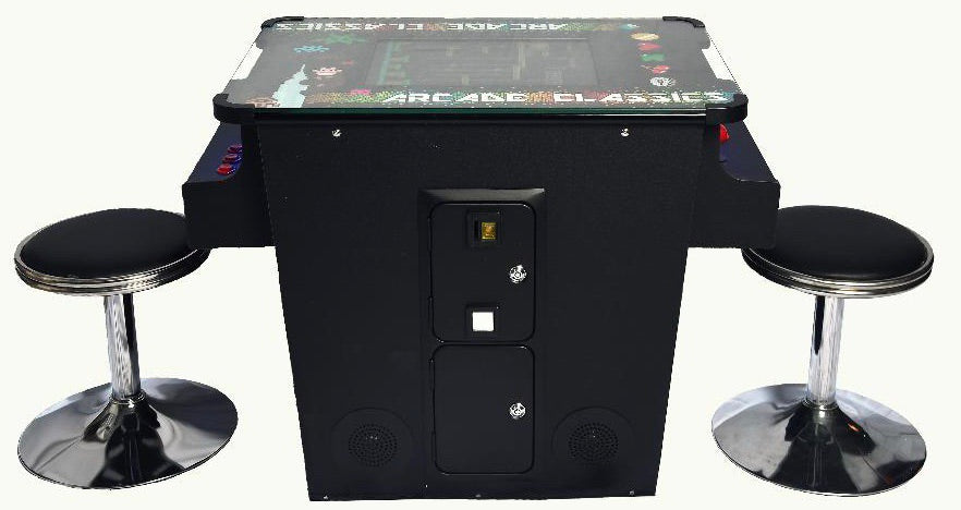 Cocktail Table Classic Arcade Machine 2 Sided