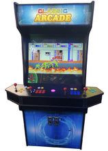 "2 Or 4 Player Upright Classic Arcade Machine 32"" Screen W/3000 Games"