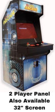 "4 Player Upright Classic Arcade Machine 32"" Screen"