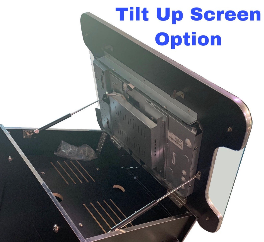 With Tilt Up Screen Option