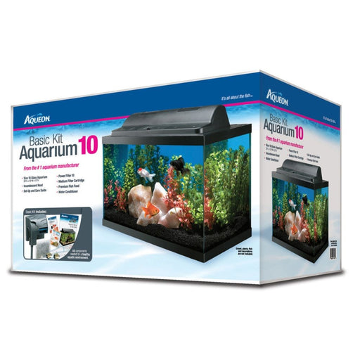 Incandescent Basic Aquarium Kit, 10 gal