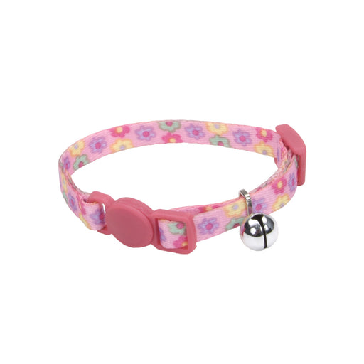 Adjustable Breakaway Kitten Collar, Assorted Colors