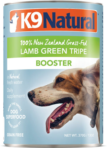 Lamb Green Tripe Canned Booster, 13 oz