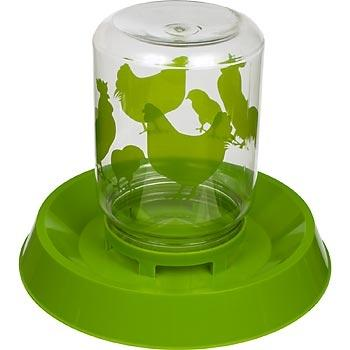 Chicken Feeder or Waterer, 64 oz
