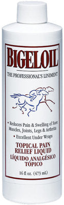 Bigeloil® Liniment, 16 oz