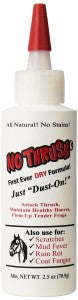 No Thrush First Ever Dry Formula, 2.5 oz