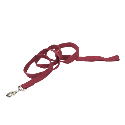 "6' Soy Dog Leash 5/8"" or 1"" width, 8 Color Options"