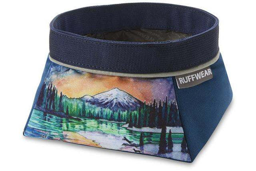 Artist Series Quencher™ Dog Bowl - Sparks Lake by Christina McKeown