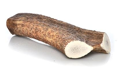 Happy Dog of Cape Cod Premium All Natural Whole Elk Antler Dog Chews