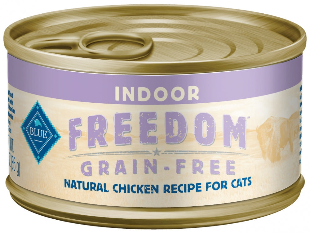 Blue Buffalo BLUE Freedom Indoor Chicken Canned Cat Food