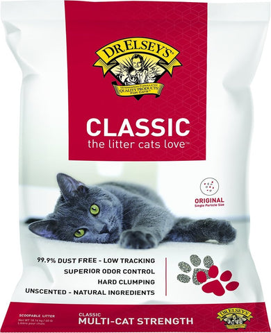 Dr. Elsey's Precious Cat Classic Litter