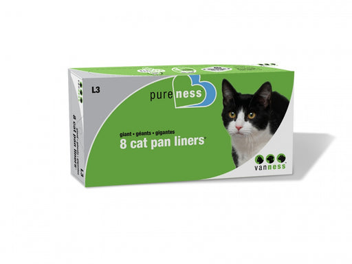 Van Ness Giant Drawstring Cat Pan Liners