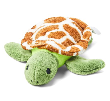 Snugarooz Baby Shelldon Plush Dog Toy