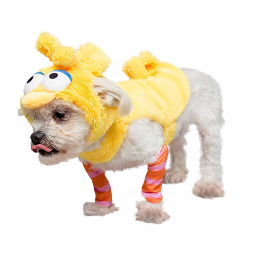 Pet Krewe Sesame Street Big Bird Dog Costume