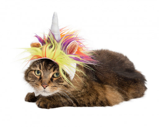Pet Krewe Unicorn Cat Costume