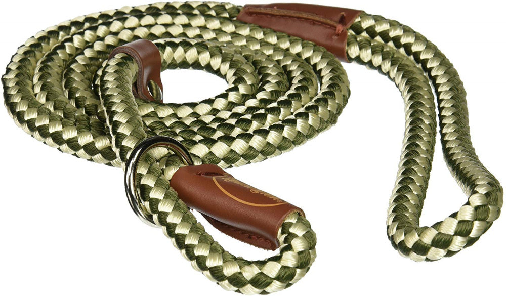 Coastal Pet Products Remington Braided Rope Slip Dog Leash