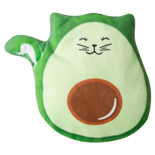 Snugarooz Avocato Plush Dog Toy