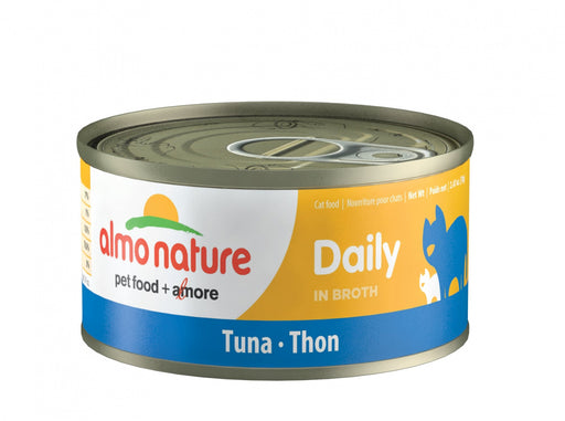 Almo Nature Daily Cat Tuna Canned Cat Food